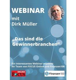 FOCUS Online Webinar mit Dirk Müller