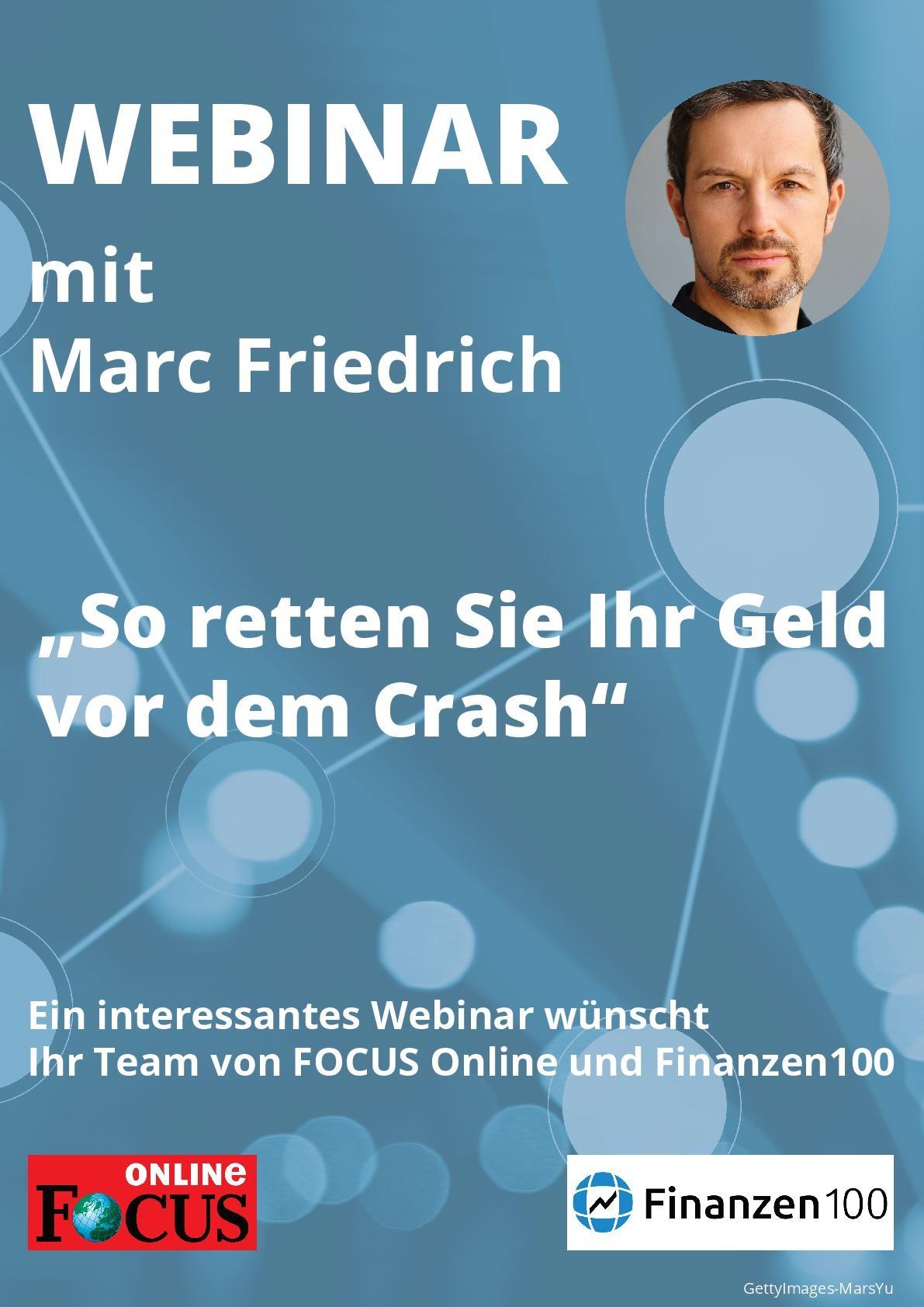 FOCUS Online So retten Sie Ihr Geld vor dem Crash