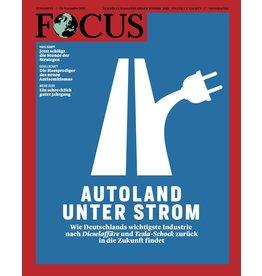FOCUS Magazin Autoland unter Strom