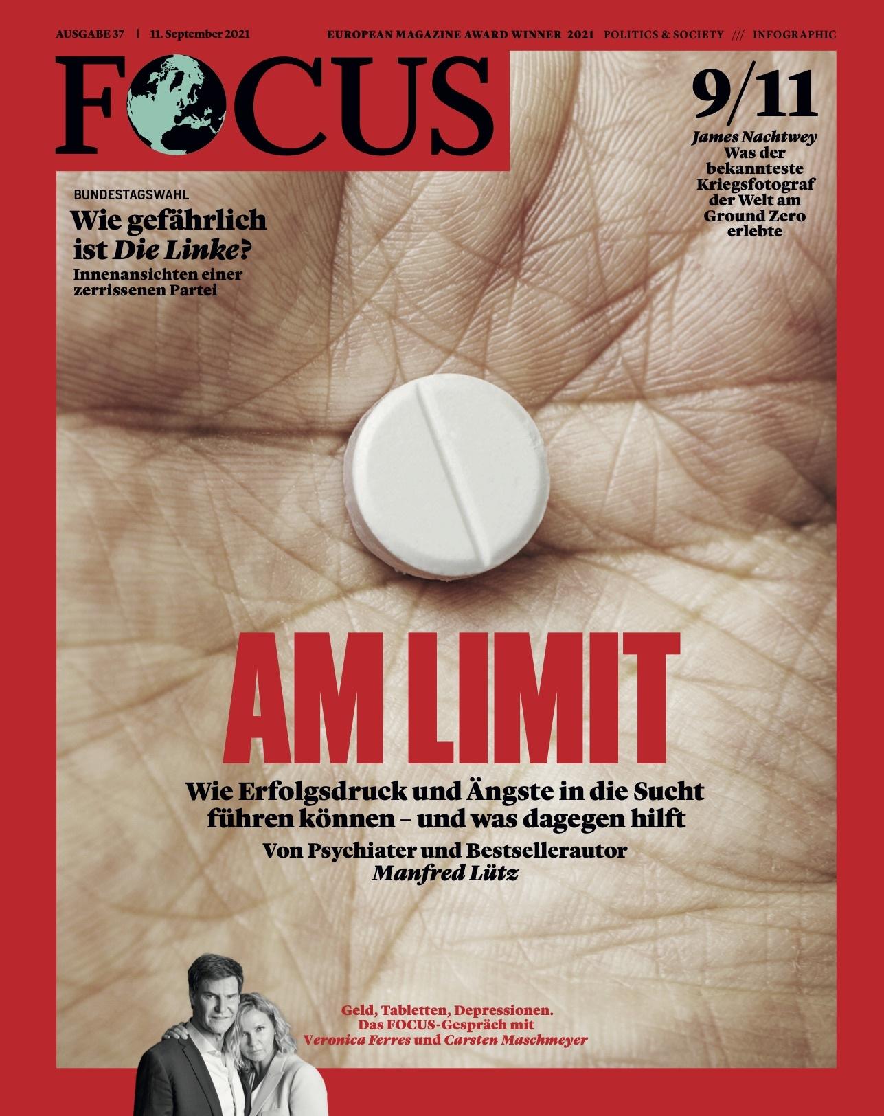 FOCUS Magazin FOCUS Magazin - Am Limit