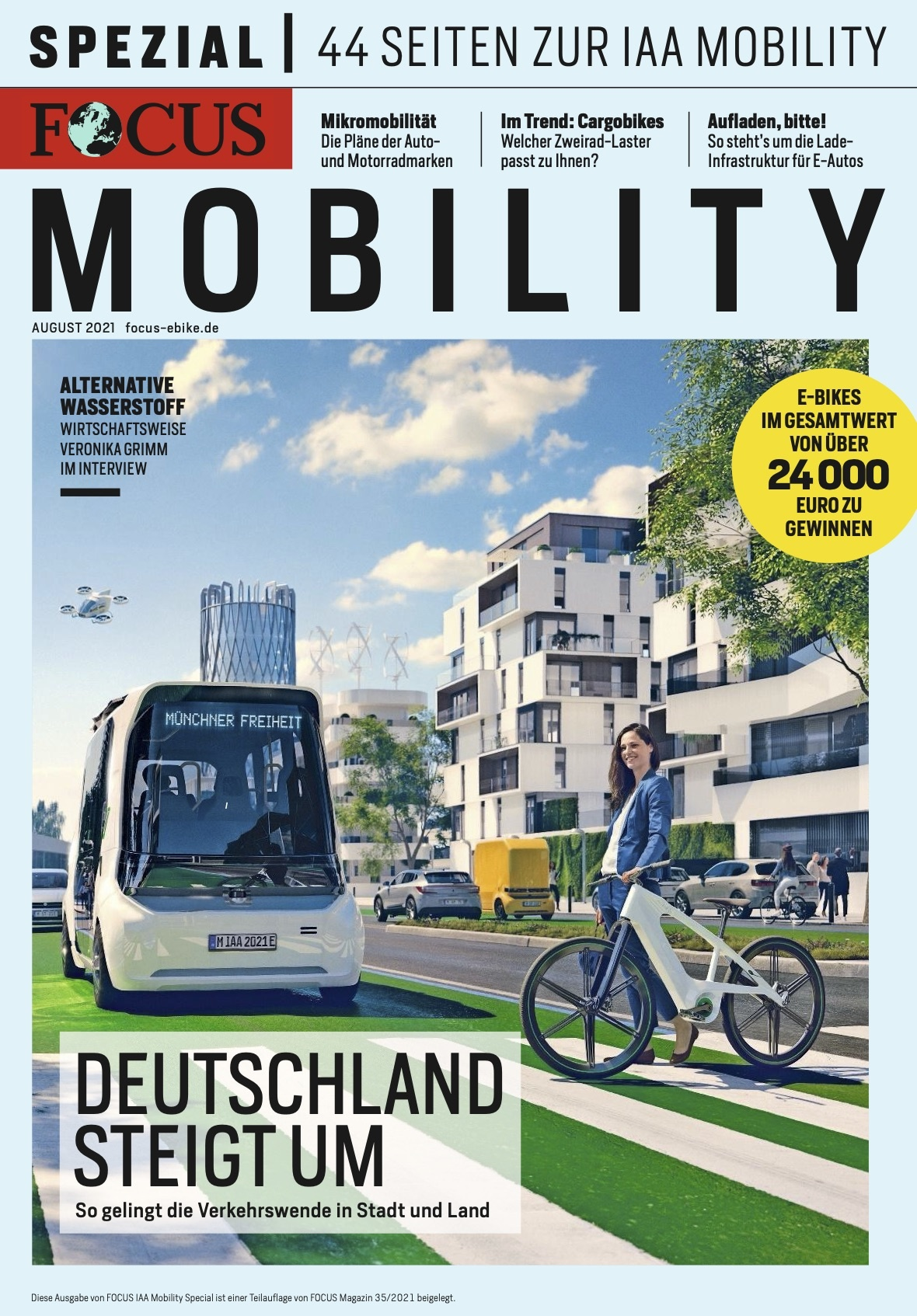 FOCUS IAA Mobility Special 01/2021