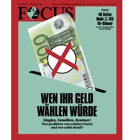FOCUS Magazin Wen Ihr Geld wählen würde