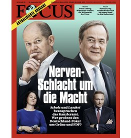 FOCUS Magazin Nerven-Schlacht um die Macht