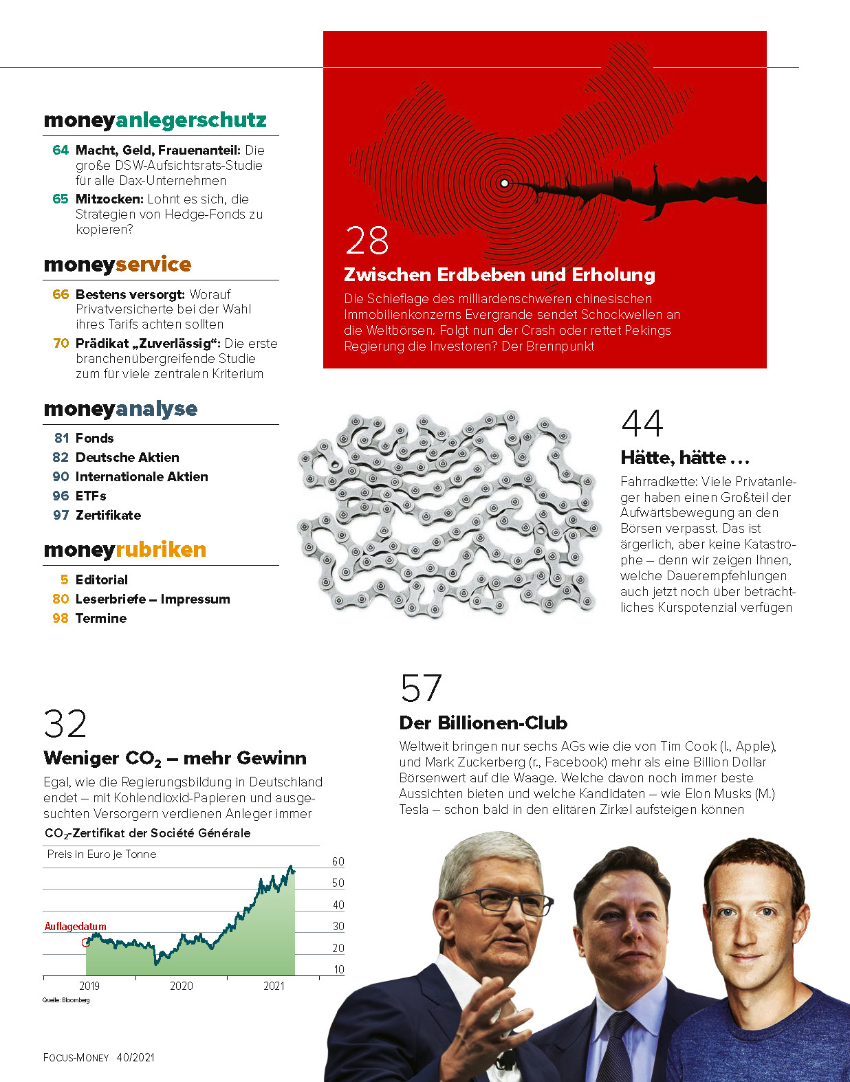 FOCUS-MONEY FOCUS MONEY – Gibt es eine Anlagestrategie ohne Risiko? Ja!