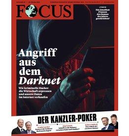 FOCUS Magazin Angriff aus dem Darknet