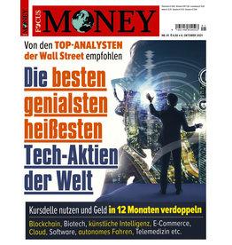 FOCUS-MONEY Die besten, genialsten, heißesten Tech-Aktien der Welt