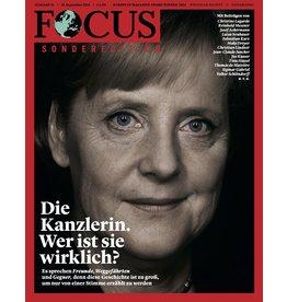 FOCUS Magazin FOCUS MERKEL SONDEREDITION