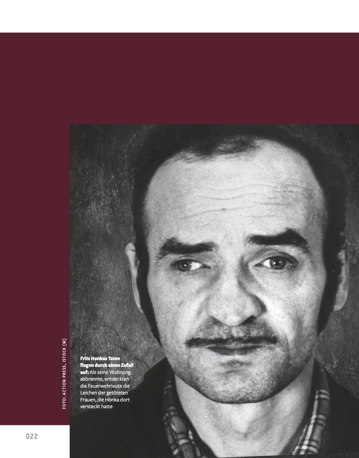 FOCUS Echte Verbrechen FOCUS Echte Verbrechen Nr. 07/2021