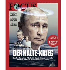 FOCUS Magazin Der Kälte-Krieg