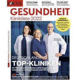 FOCUS-GESUNDHEIT Klinikliste 2022