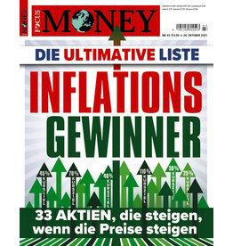 FOCUS-MONEY Die ultimative Liste der Inflationsgewinner