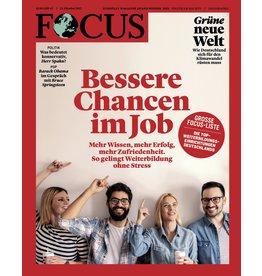 FOCUS Magazin Bessere Chancen im Job