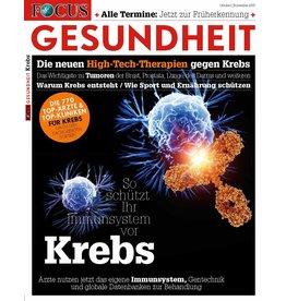 FOCUS-GESUNDHEIT Krebs 2015