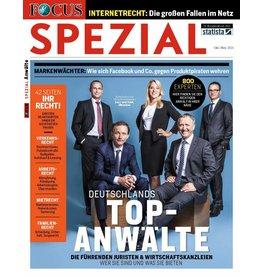 FOCUS-SPEZIAL Deutschlands Top-Anwälte 2015