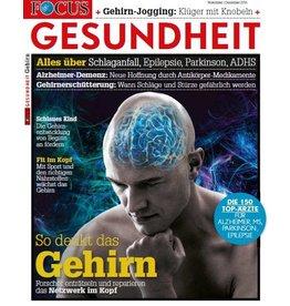 FOCUS-GESUNDHEIT Gehirn 2015