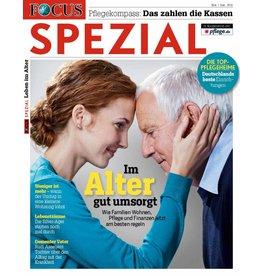 FOCUS-SPEZIAL Leben & Wohnen im Alter 2015