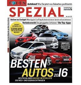FOCUS SPEZIAL Die besten Autos 2016