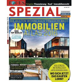 FOCUS-SPEZIAL Immobilienatlas 2016