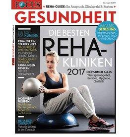 FOCUS-GESUNDHEIT Die besten Reha-Kliniken 2017