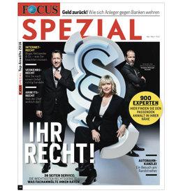 FOCUS-SPEZIAL Deutschlands Top-Anwälte 2016