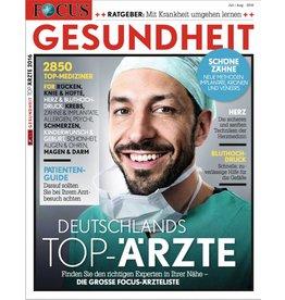 FOCUS-GESUNDHEIT Die besten Ärzte 2016