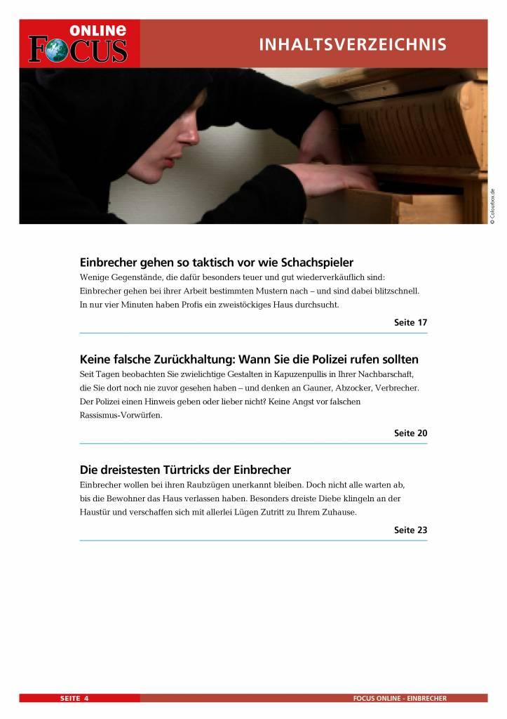 FOCUS Online Sicheres Heim: Schutz vor Einbrechern