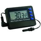 Ebi Digitale thermometer met alarm