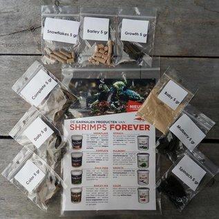 Shrimps forever Shrimps Forever probeerpakket XL