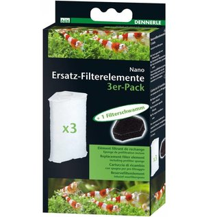 Dennerle Dennerle vervangend filterelement voor de Hoekfilter(XL)