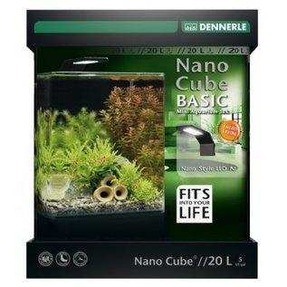 Dennerle Dennerle Nano cube led style 20 liter