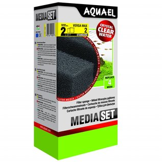 Aquael Replacement sponges Aquael versamax FZN 1, 2 and 3