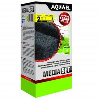 Aquael Vervangende sponzen Aquael versamax FZN 1, 2 en 3