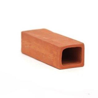 CeramicNature Breeding cave medium rectangle red