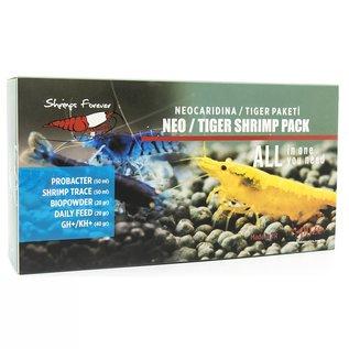 Shrimps forever Shrimps Forever Neocaridina/tiger box