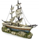 Boat with sails - 38x12,5x31,5 cm