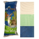 HS-aqua HS-aqua filterwatten wit