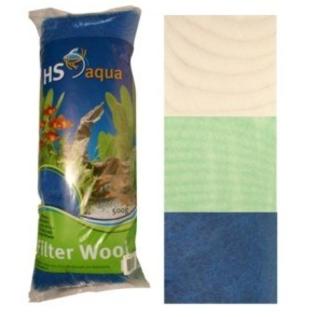 HS-aqua HS-aqua filter wool white