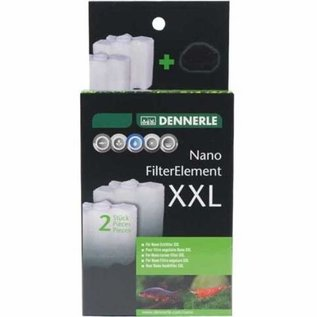Dennerle Dennerle replacement filter element for the corner filter - XXL