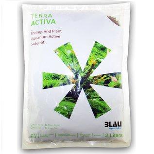 BLAU aquaristic BLAU terra activa soil brown