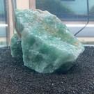 Onlineaquarium spullen Green quartz stone
