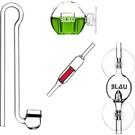 BLAU BLAU glas CO2 set XS