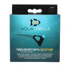 Aqua Della algae scraper - replacement sponges