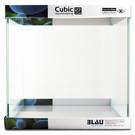 BLAU aquaristic BLAU nano cubic aquascaping 27L