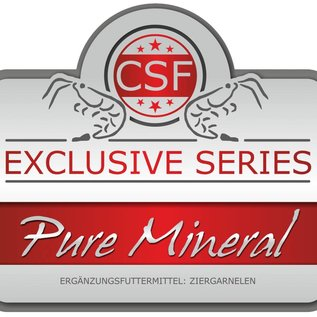 CSF Exclusive Series: Pure Mineral