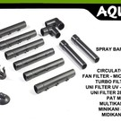 Aquael Aquael spray bar klein
