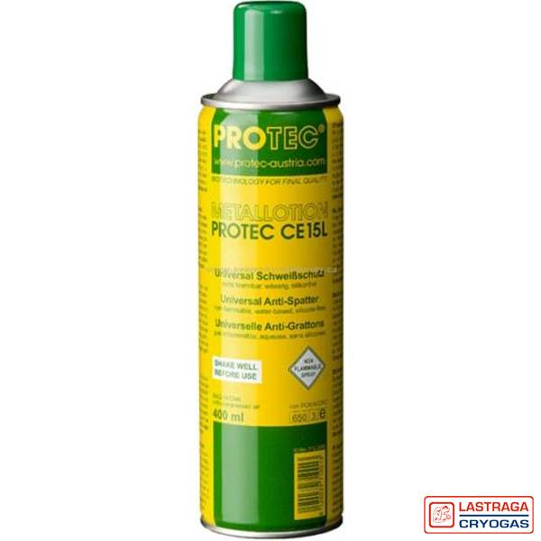 Anti-spat Lasspray - Pistolen spray en werkstukspray