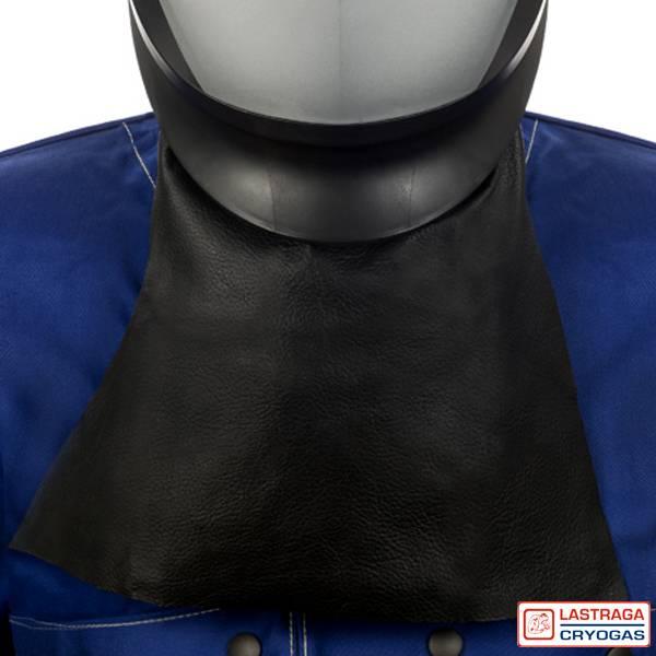 Halsbescherming - Varkensleer - Weldas
