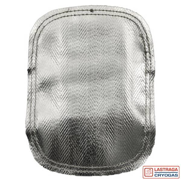 Handbescherming - High-heat aluminium