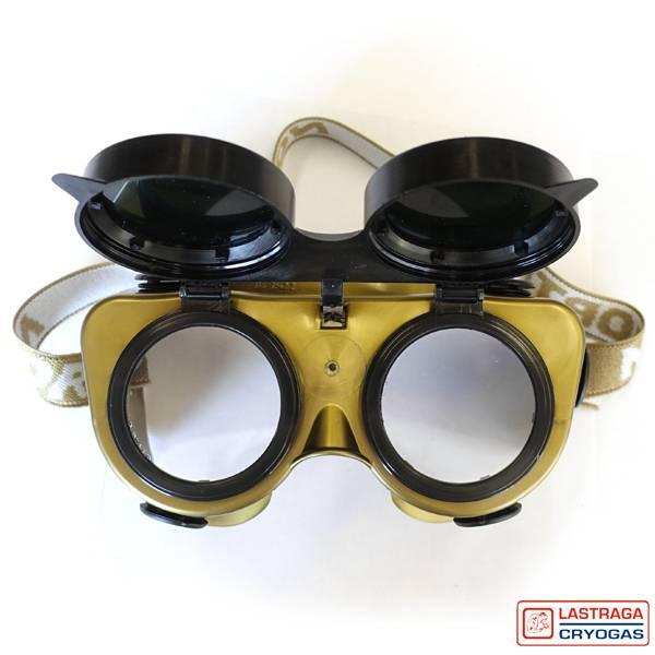Las / snijbril Flippo opklapbaar kleur 5