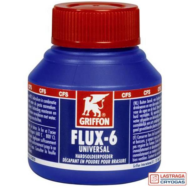 Flux 6 Zilver - Hardsoldeerpoeder - 200 gram